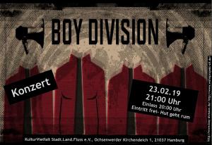 Flyer Box Division